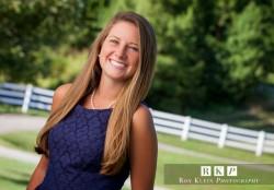 Portrait of Megan Galvin