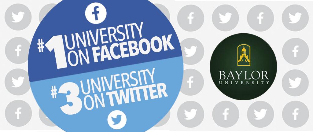 Baylor social media ranks in the top 5 nationally