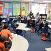 BRIC-Based Education Collaboration to Study Innovative Classroom Furnishings at Local School