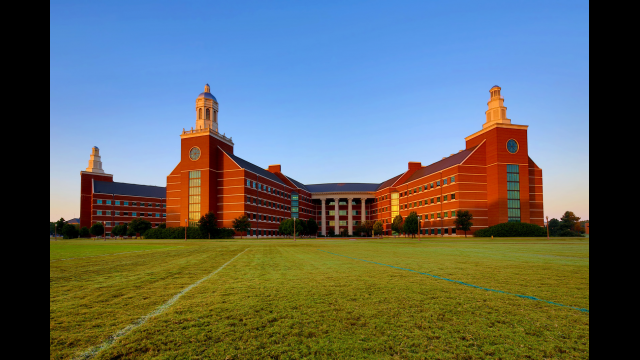 Baylor Sciences Building