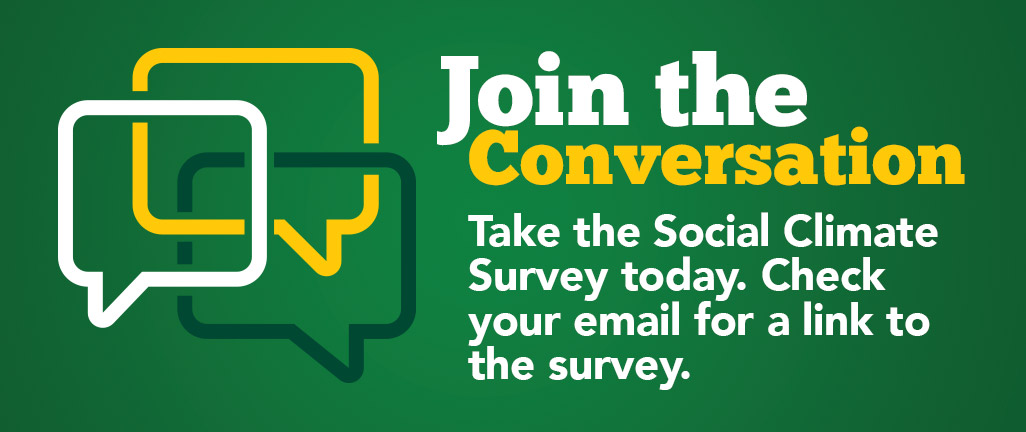Join the Conversation: Title IX Social Climate Survey