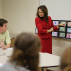 U.S. Treasurer Rosie Rios Offers Design Input