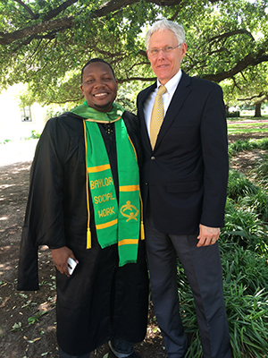 William Flakes Graduation