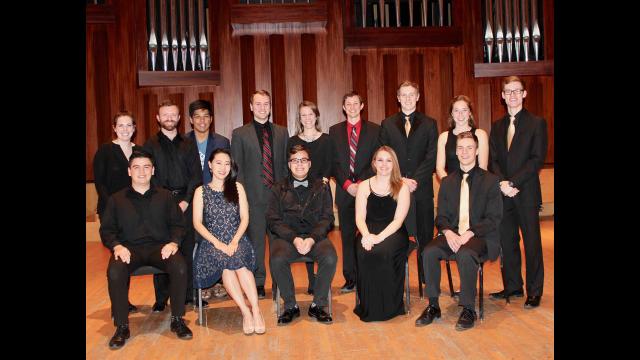 Semper Pro Musica Competition Winners