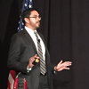 Dr. Rishi Sriram Delivers Keynote at National Conference