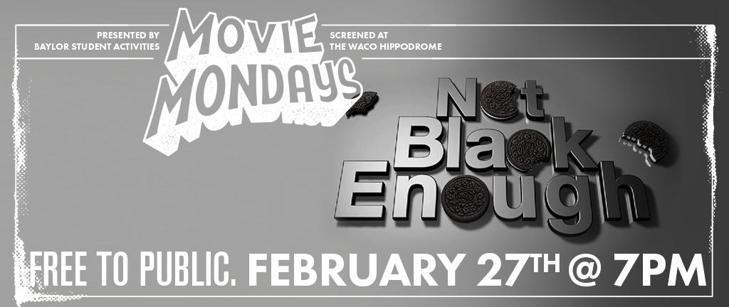 Banner: Movie Mondays Feb 28