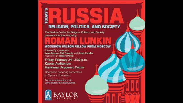 Keston Lecture Russia