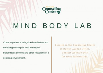 Mind Body Lab