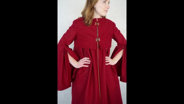 Annelise Ingram coat