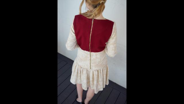 Annelise Ingram dress