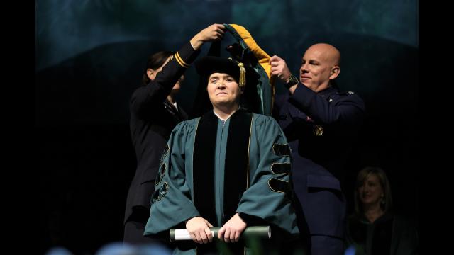 Army Baylor Graduate Dec 2016