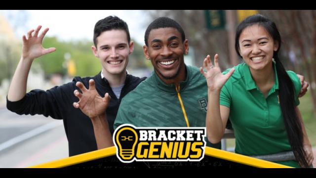 Baylor Students Compete in ESPN's New Quiz Show 'Bracket Genius'