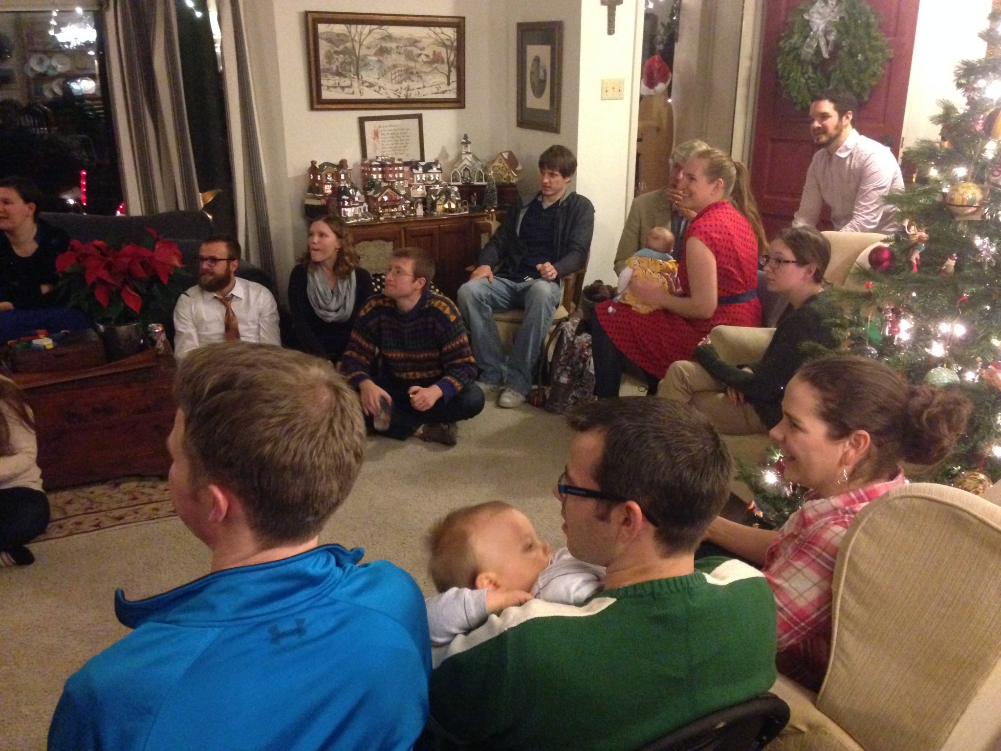 Christmas '15 Party 3