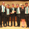 Baylor Trumpets Place First in National Competition