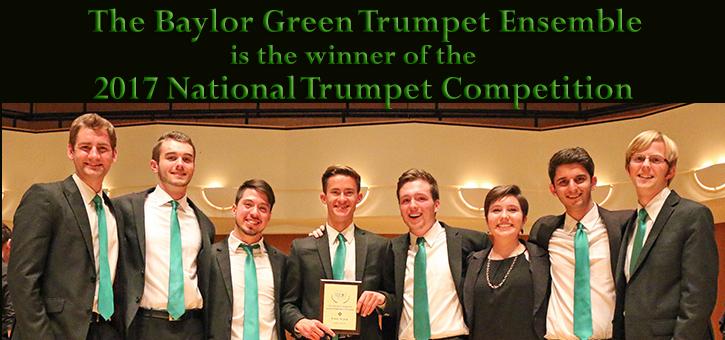 Banner_Baylor Trumpet Ensemble 2017