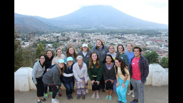 Students Travel Locally and Abroad on Mission Trips Over Spring Break
