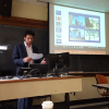 Jack McAfee, History '17, presents at Africa Conference