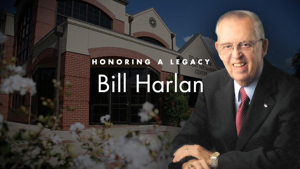 In Memory of Bill Harlan