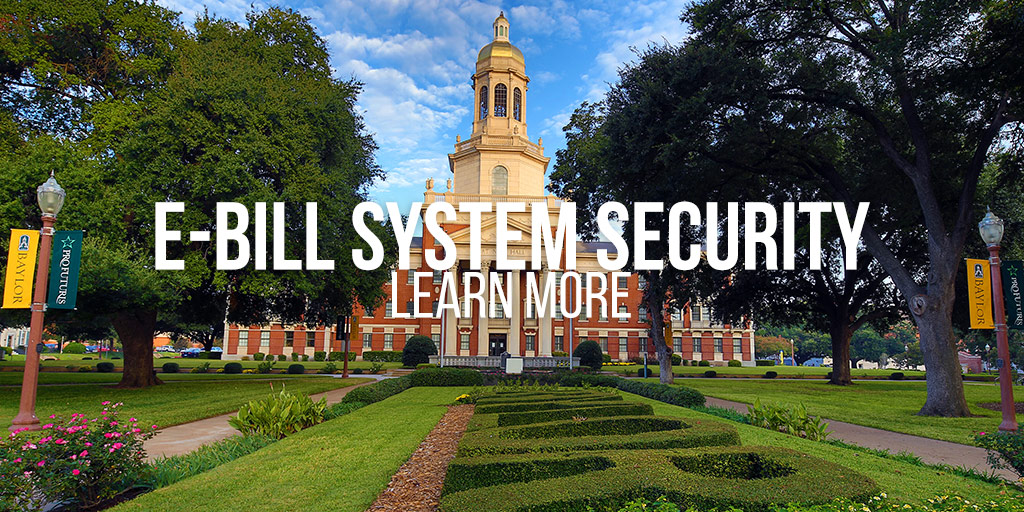 E-Bill System Security