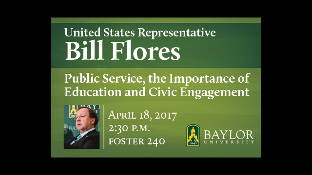 Bill Flores Lecture
