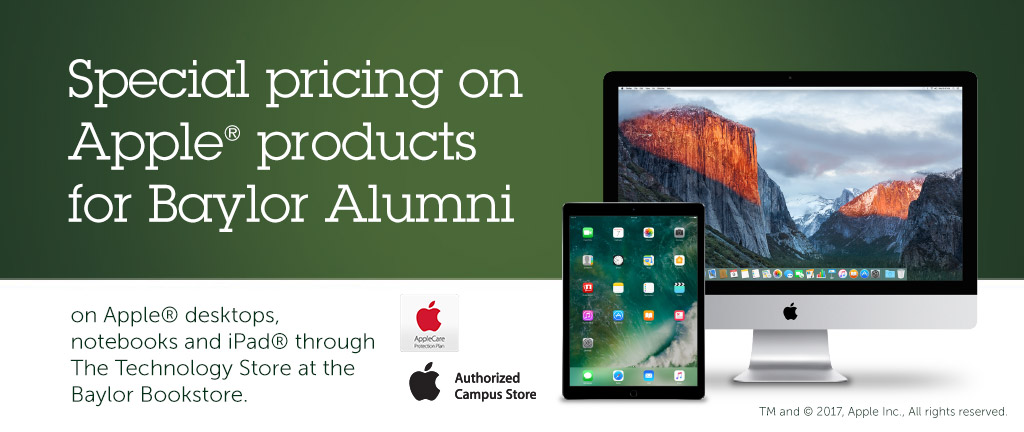 Alumni Apple Discounts