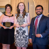 Baylor Law Recognizes Student Achievements at the 2017 John William & Florence Dean Minton Student Awards Ceremony and Lecture Series