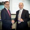 Michael Bourland, JD '99, Wins Outstanding Pro Bono Advocate Award