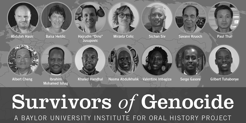 Survivors of Genocide