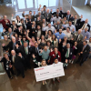 ExxonMobil Foundation Presents Baylor with $369,500 from Educational Matching Gifts Program