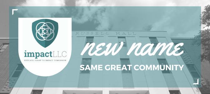 Imapct LLC New Name