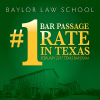 Baylor Law Has Top Bar Pass Rate in Texas