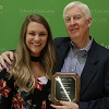 Memorable Teachers Honored by Baylor School of Education