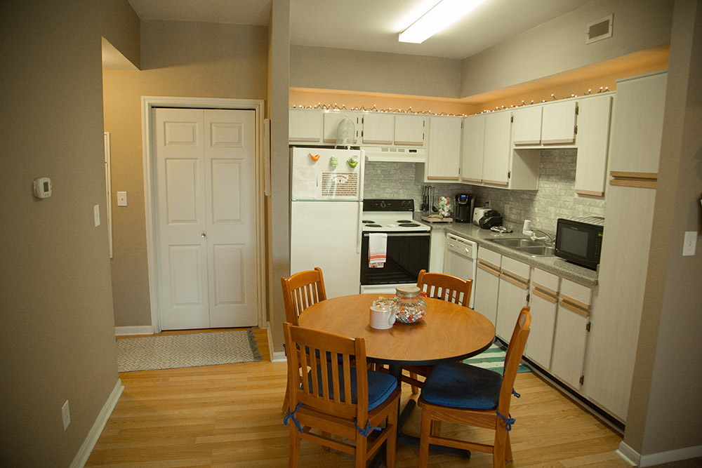 Two Bedroom Apartment-Kitchen 2