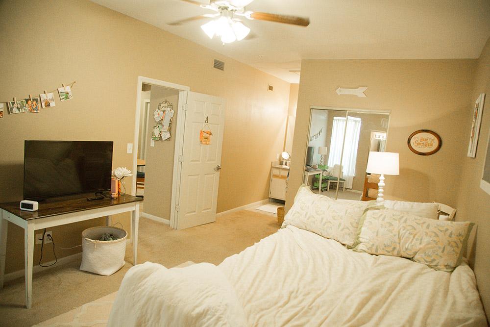 Two Bedroom Apartment-Bedroom 2