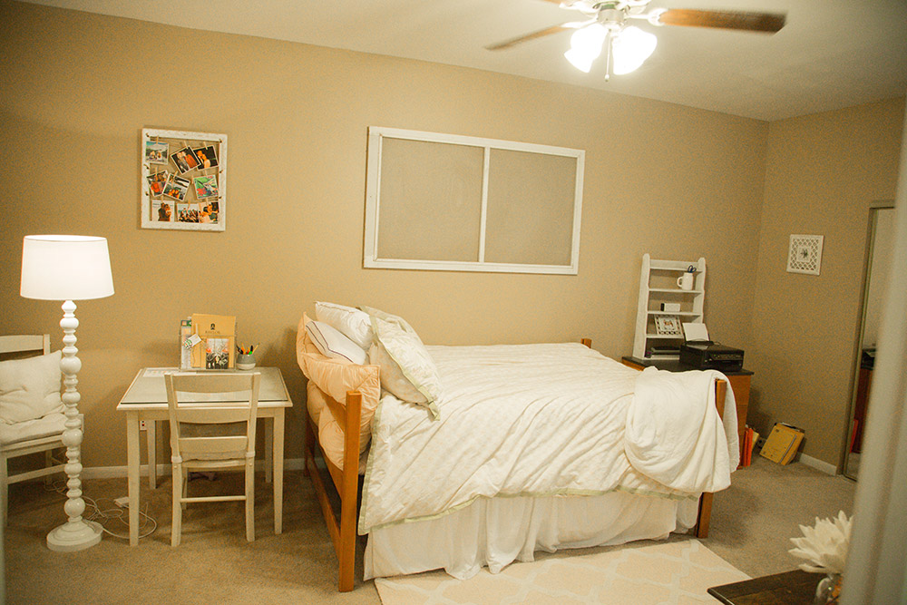 Two Bedroom Apartment-Bedroom 3