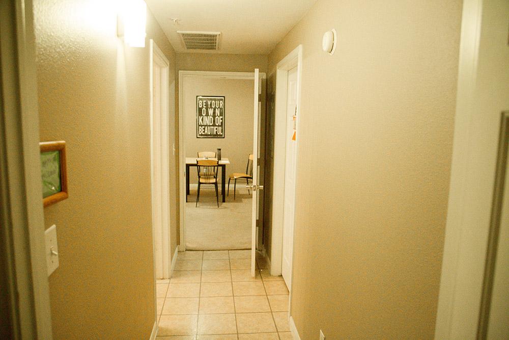 4 Bedroom Apartment-Hallway