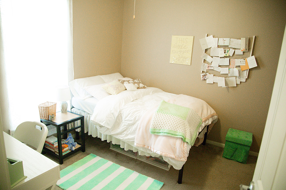 4 bedroom apartment-Bedroom