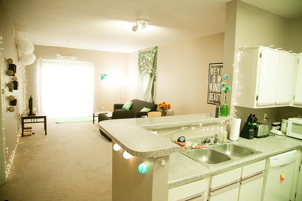 4 bedroom-living room