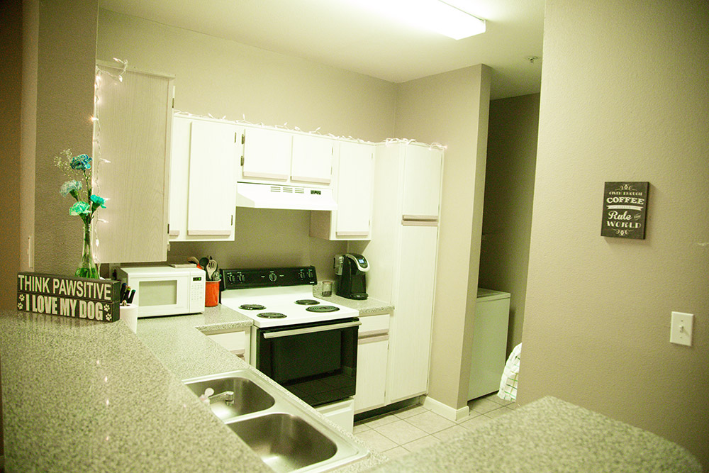 4 bedroom apartment-Kitchen