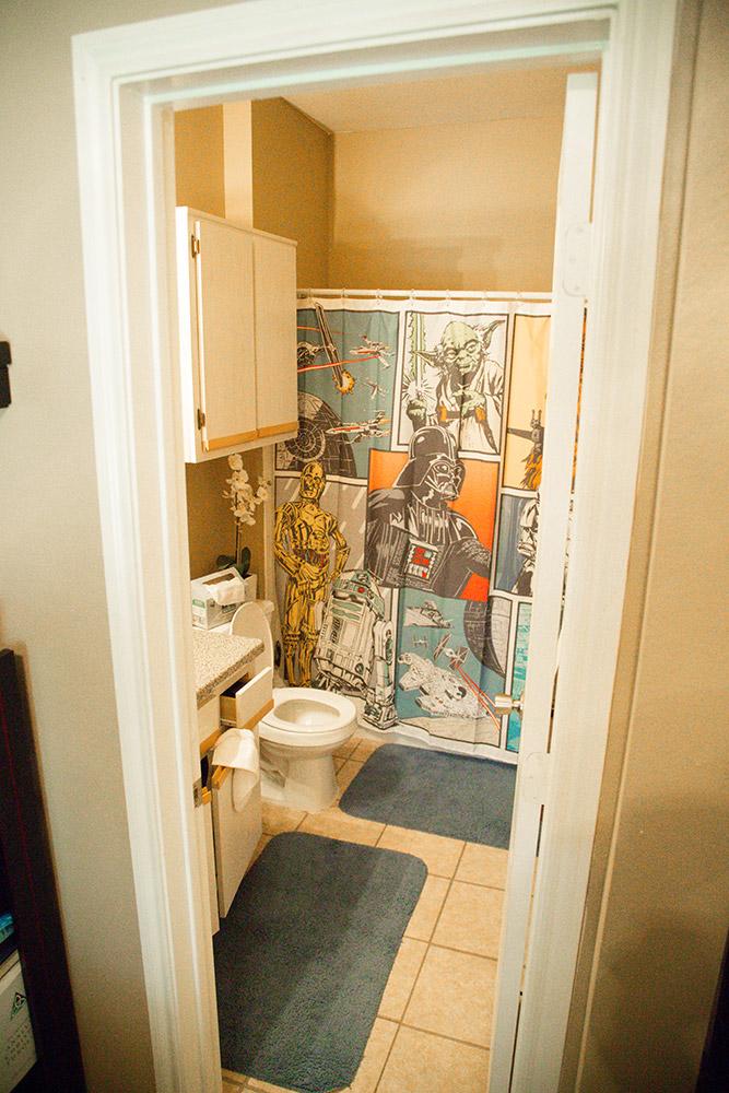 3 bedroom Apartment-Bath 2