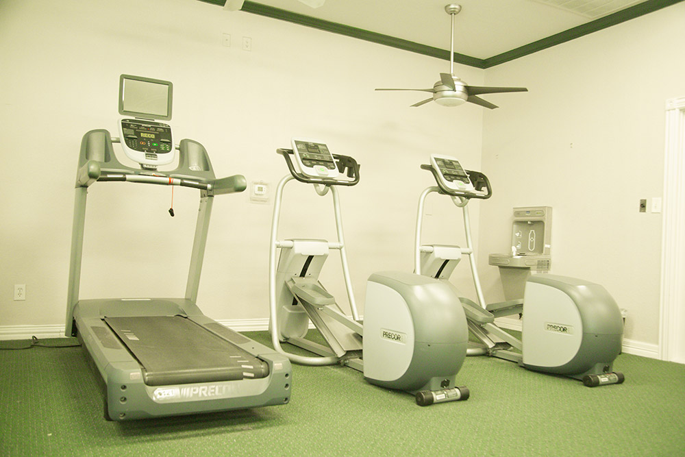 UParks Weight Room 3