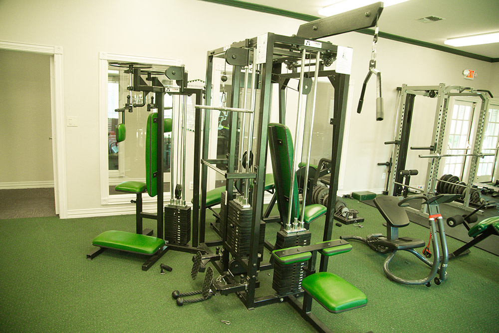 UParks Weight Room 2