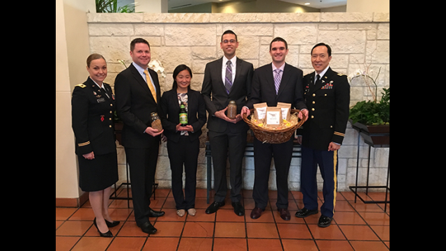 Army Baylor Team International Business Competition
