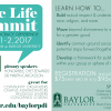 Doing Democracy Differently: Civic Life Summit Looks to Help Community, Church Leaders Develop Framework for Important Conversations