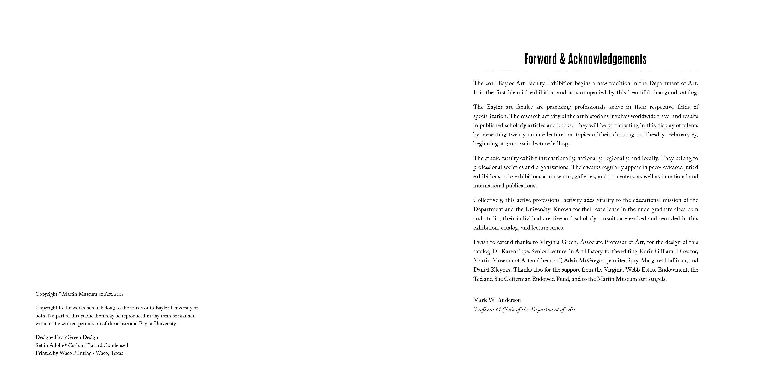 2014 Dept of Art Faculty Biennial Exhibition Catalog_Page_03