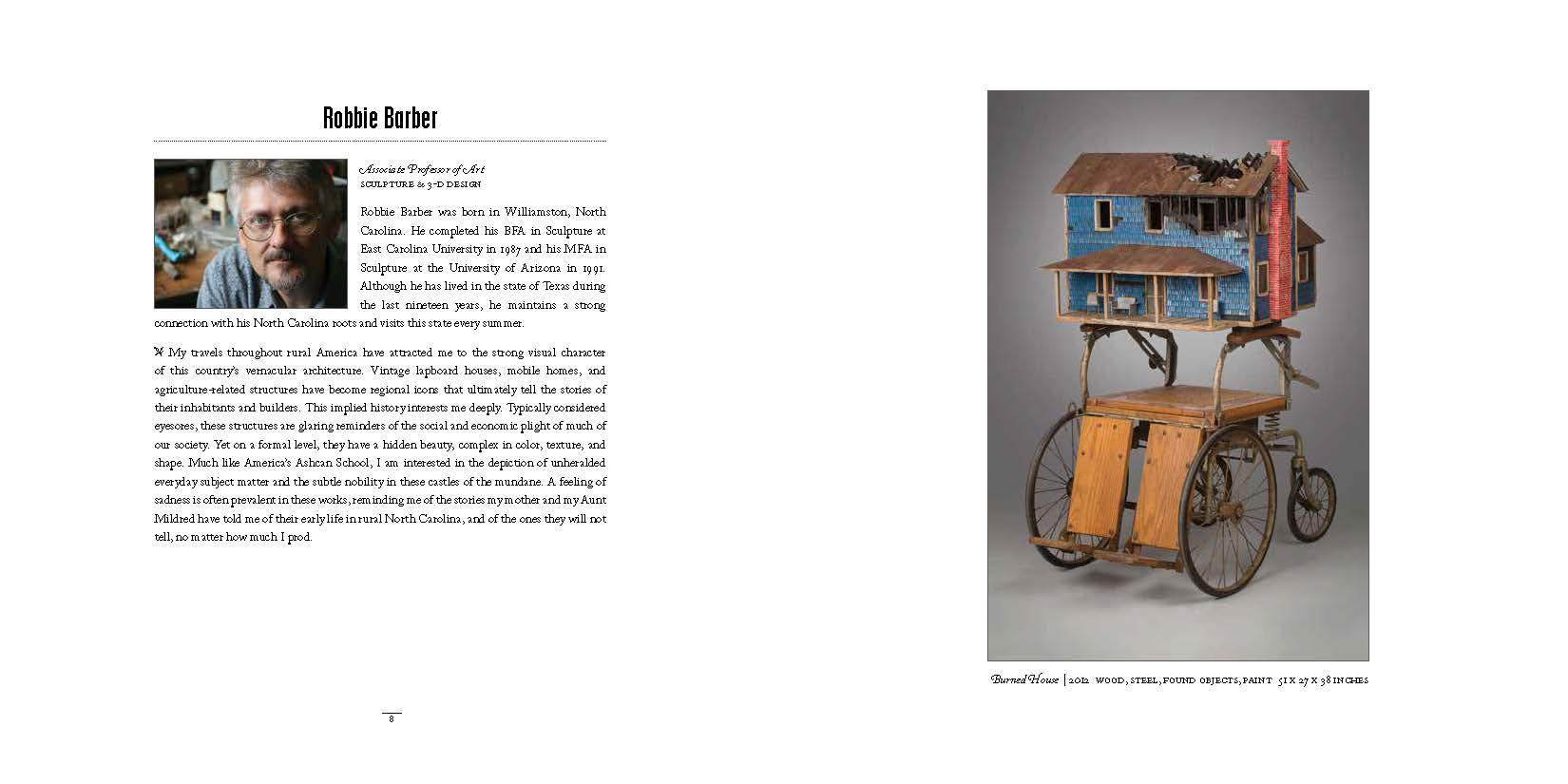 2014 Dept of Art Faculty Biennial Exhibition Catalog_Page_05