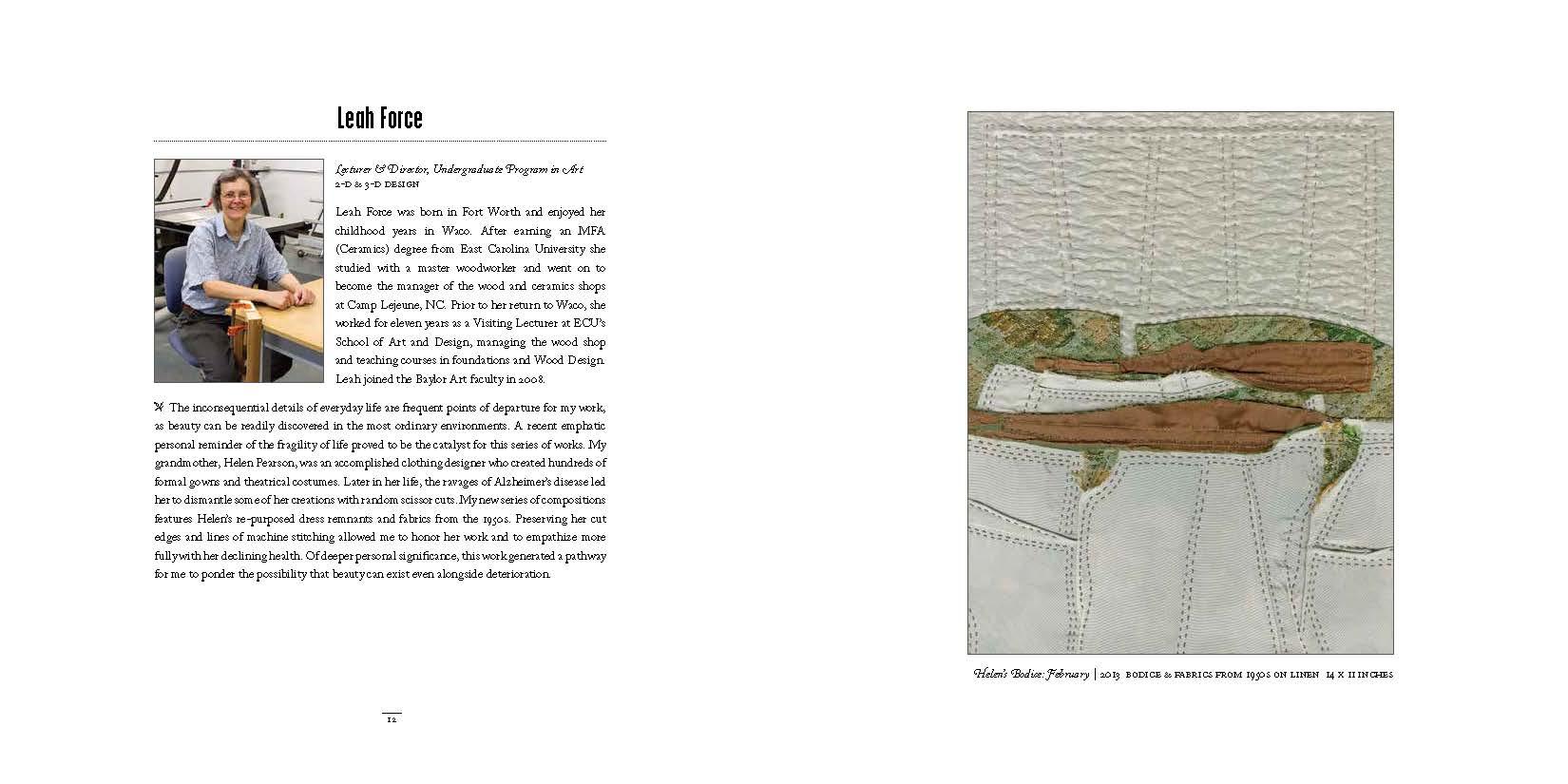 2014 Dept of Art Faculty Biennial Exhibition Catalog_Page_07