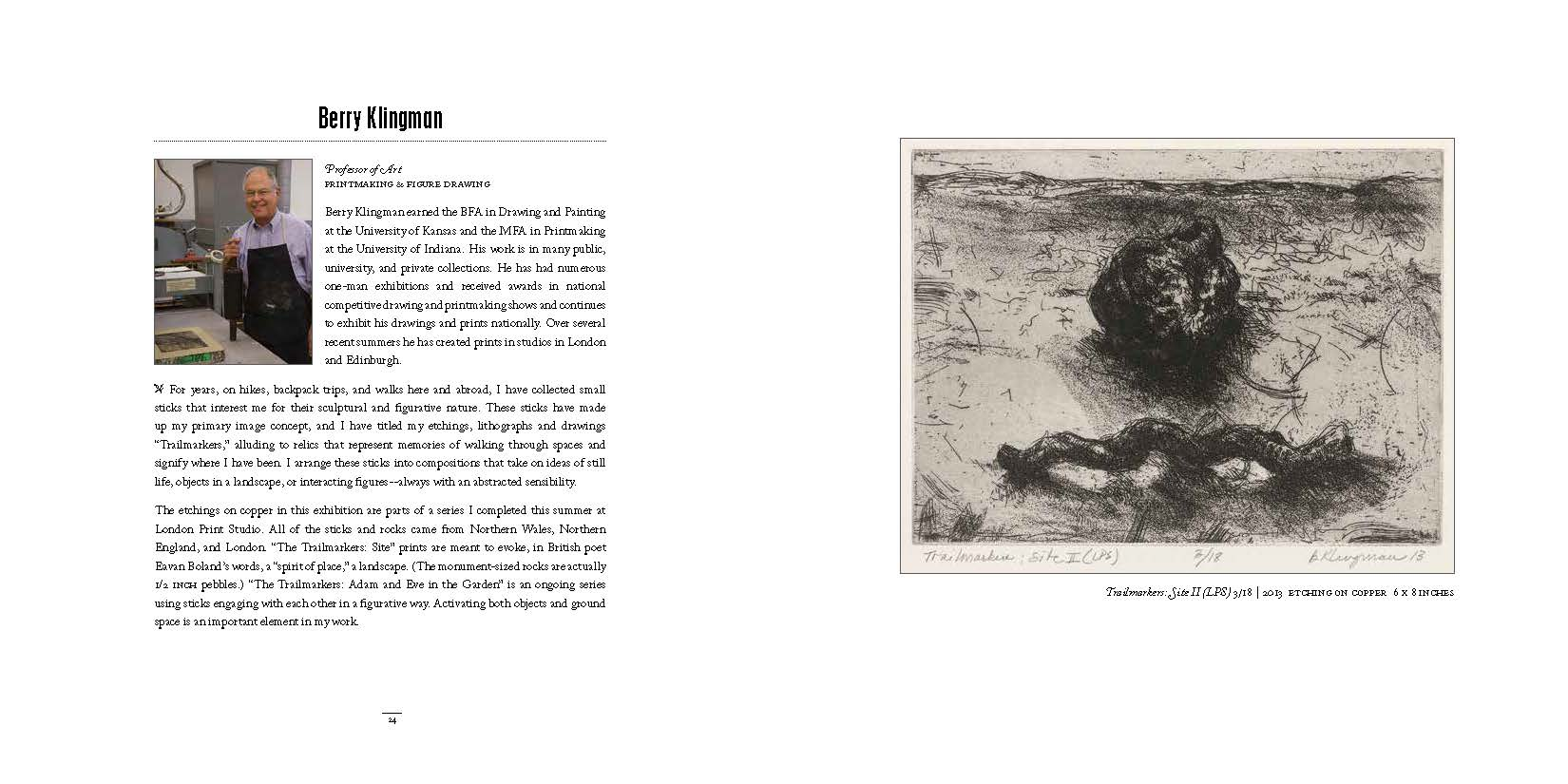 2014 Dept of Art Faculty Biennial Exhibition Catalog_Page_13