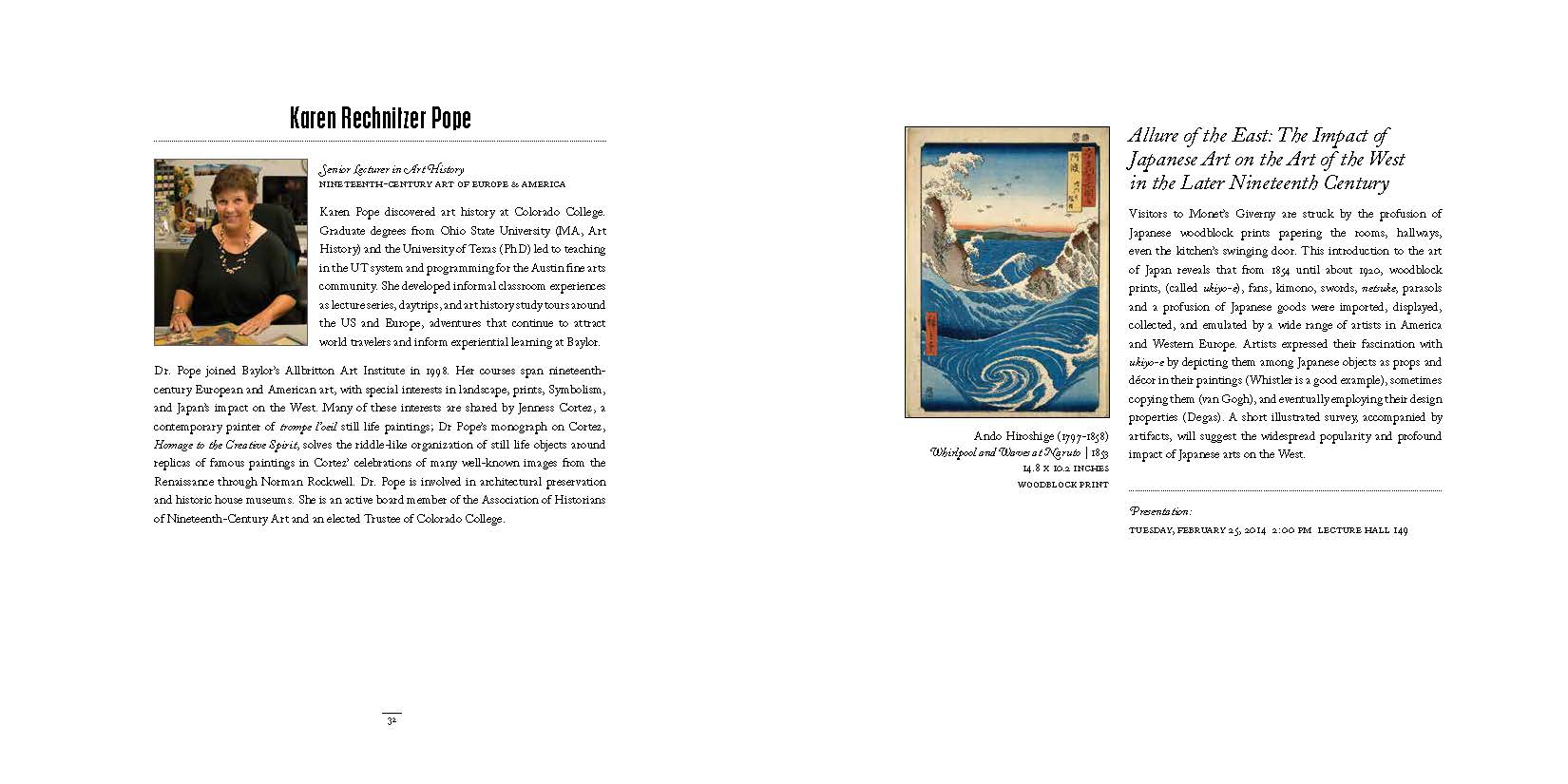 2014 Dept of Art Faculty Biennial Exhibition Catalog_Page_17