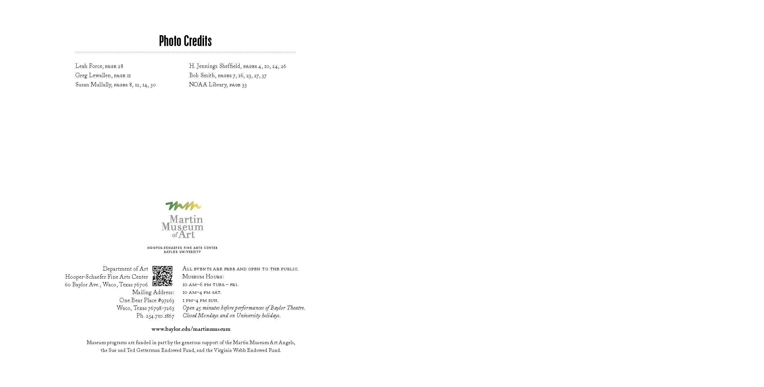 2014 Dept of Art Faculty Biennial Exhibition Catalog_Page_23